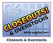 Closeouts & Overstocks