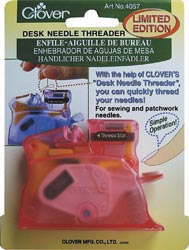 Clover Desk Needle Threader