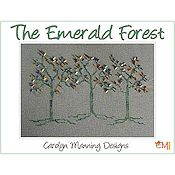 Carolyn Manning Designs - The Emerald Forest THUMBNAIL