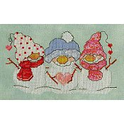 Carolyn Manning Designs - Flakey Friends - Be Mine THUMBNAIL