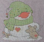Carolyn Manning Designs - Snowballz - Of Mice & Snowmen