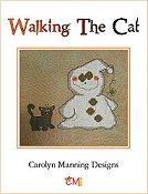 Carolyn Manning Designs - Walking The Cat THUMBNAIL