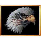 Cody Country Cross Stitch - American Pride