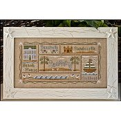 Country Cottage Needleworks - A Day at the Beach THUMBNAIL