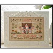 Country Cottage Needleworks - Our Love Nest THUMBNAIL