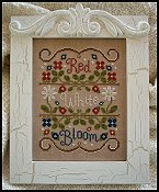 Country Cottage Needleworks - Red, White and Bloom THUMBNAIL