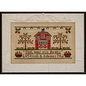 Country Cottage Needleworks - The Apple Orchard THUMBNAIL