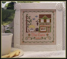 Country Cottage Needleworks - The Cafe MAIN