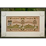 Country Cottage Needleworks - Bunny Hop THUMBNAIL