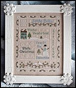Country Cottage Needleworks - Snowflake Serenade THUMBNAIL