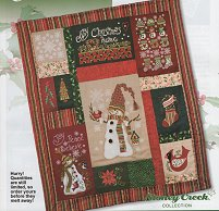 Cozy Christmas Quilt
