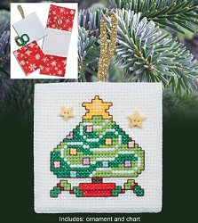 Christmas Pocket Ornaments - Candy Christmas Tree
