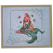 Cross Stitching Art - Enchanted Melody