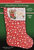 Christmas Stockings Chart - Joy