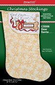 Christmas Stockings Chart - Dear Santa