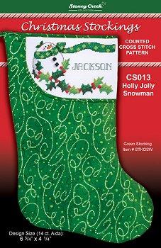 Cross Stitch Kits Christmas Stockings