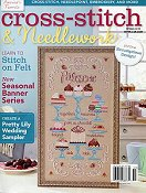 Cross Stitch & Needlework Magazine Spring 2015 THUMBNAIL