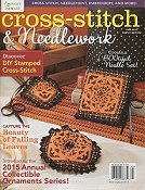 Cross Stitch & Needlework Magazine Fall 2015