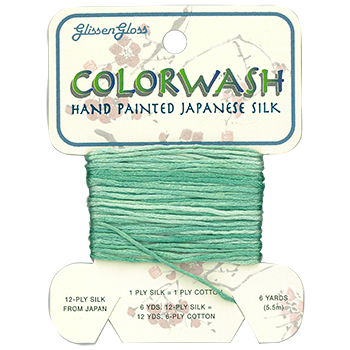 Glissen Gloss Colorwash 520 Touch of Mint THUMBNAIL