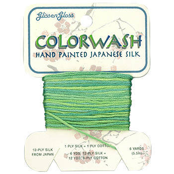 Glissen Gloss Colorwash 522 Jade