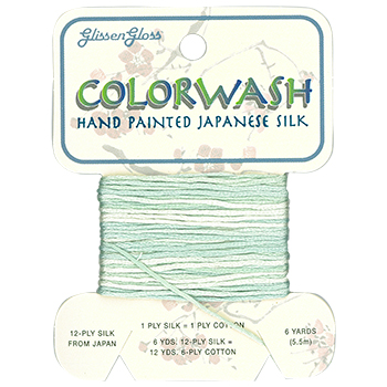 Glissen Gloss Colorwash 528 Bouquet