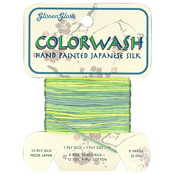 Glissen Gloss Colorwash 532 Celadon