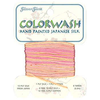 Glissen Gloss Colorwash 544 Flamingo