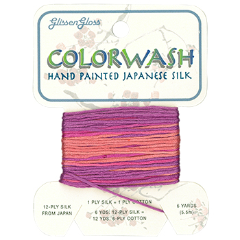 Glissen Gloss Colorwash 548 African Sunset