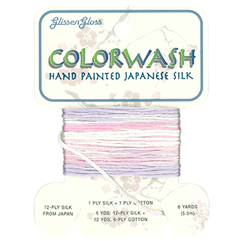 Glissen Gloss Colorwash 562 Baby's Breath