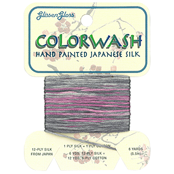 Glissen Gloss Colorwash 572 Antique Rose
