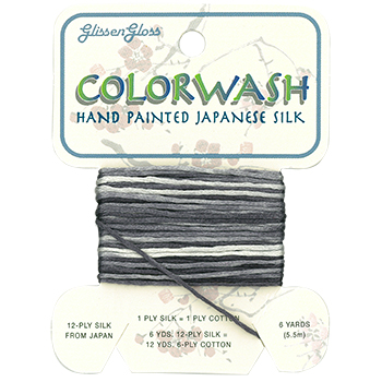 Glissen Gloss Colorwash 593 Grey Stone