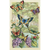 Dimensions Gold Collection Kit - Butterfly Forest