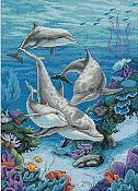 Dimensions Kit - The Dolphins' Domain