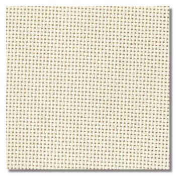 "Davosa 18ct Ivory - Fat Quarter (18"" x 27"") THUMBNAIL"