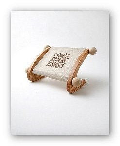 Doodlin' Around Design - The Lap Stitch Dutch Treat Mini Mini Frame MAIN