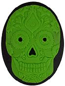 Kelmscott Designs Needle Minder - Day of the Dead THUMBNAIL