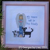 Designs By Lisa - My Heaven Will Be Pet Friendly THUMBNAIL