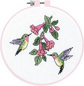 Dimensions Learn A Craft - Hummingbird Duo (S) THUMBNAIL