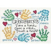 Dimensions Kit - Grandparents Touch A Heart (S)