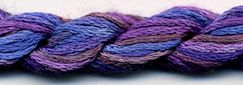 Dinky Dyes Silk Thread - 125 Moonie Ponds THUMBNAIL