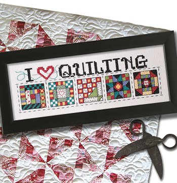 I Love Quilting (E-Delivery)