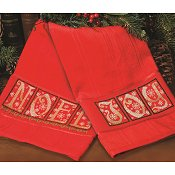 Noel & Joy Towels (E-Delivery)