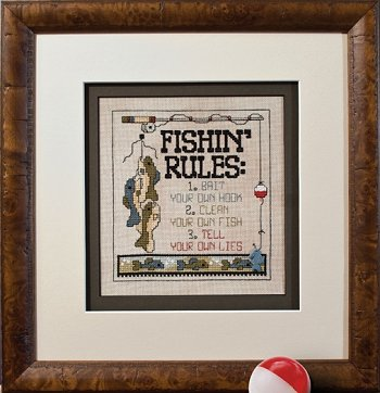 Fishin' Rules (E-Delivery)