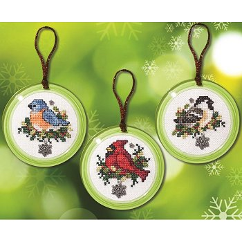 Chickadee, Cardinal, Bluebird (E-Delivery) MAIN
