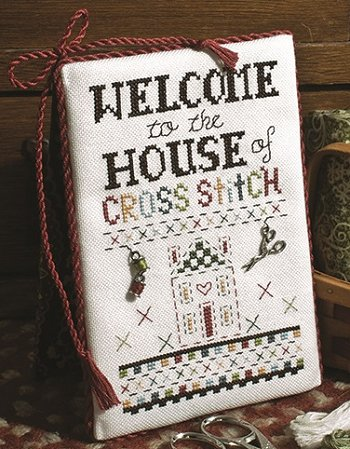 House of Cross Stitch (E-Delivery)_THUMBNAIL