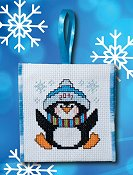 Christmas Penguin (E-Delivery)