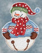 Debbie Mumm Snowbells Kit - Jingle THUMBNAIL