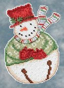 Debbie Mumm Snowbells Kit - Jangle