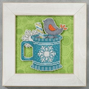 Debbie Mumm Winter Cheer Kit - Peppermint Tweet MAIN