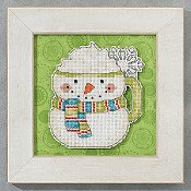 Debbie Mumm Winter Cheer Kit - Frosty Mug THUMBNAIL